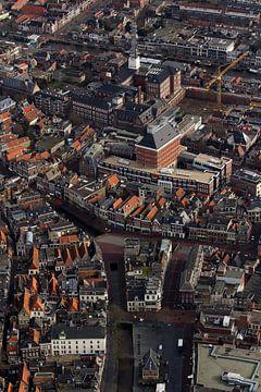 Leeuwarden - binnenstad van