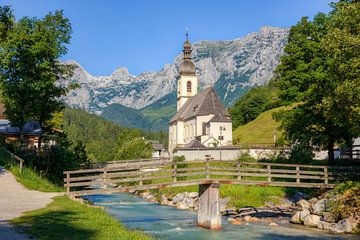 Ramsau bei Berchtesgaden von Michael Valjak