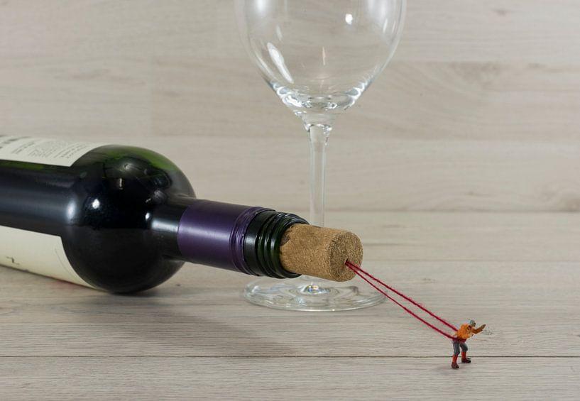 drinking problem van Compuinfoto .