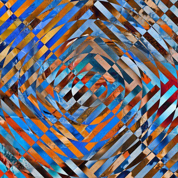 Abstrakte Linien von Maurice Dawson