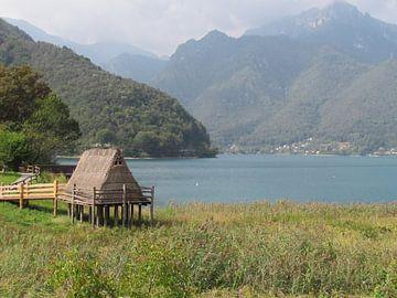 lago di ledro Italie van
