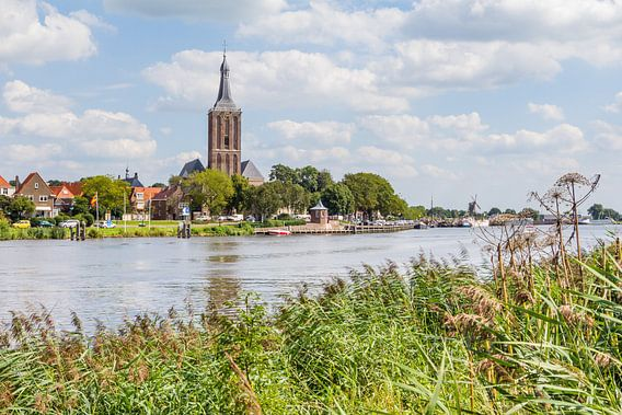 Stadsgezicht Hasselt (Overijssel)