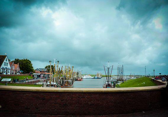 Nordsee Kutter von Walter Zettl