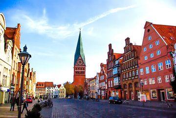Lüneburg, Am Sande 2 von Norbert Sülzner