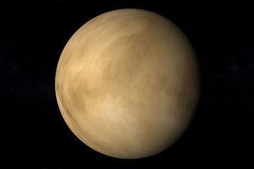 3D Render vom Planeten Venus von Tom Voelz