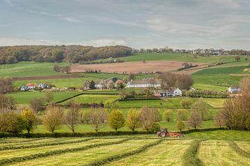 Frühling in Süd-Limburg von John Kreukniet