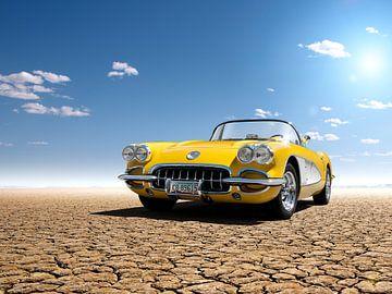 Corvette Z1 van Ramon Enzo Wink