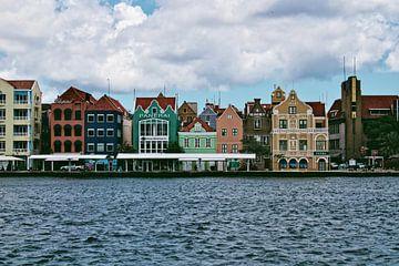Curaçao - Handelskade van Rowenda Hulsebos