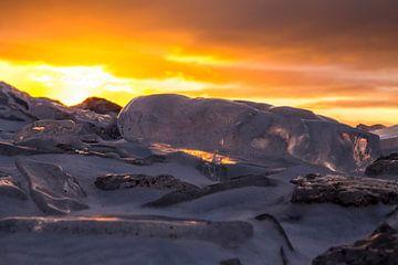Vuur en ijs van Fabian Roessler