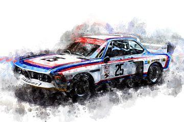 BMW CSL, Peterson Redman von Theodor Decker