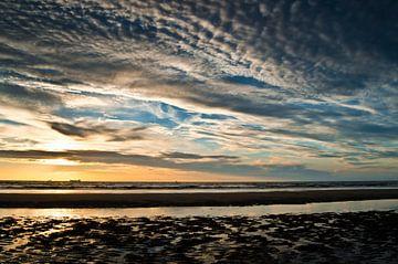 Coucher de soleil | Wassenaar sur Ricardo Bouman