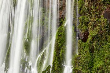Kolumbianischer Wasserfall von Graham Forrester
