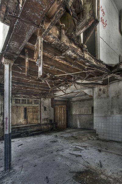 The 'Fabriek van Delfshaven' in Rotterdam von Bert Buijsrogge