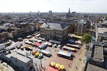 Rathaus von Groningen von Sander de Jong