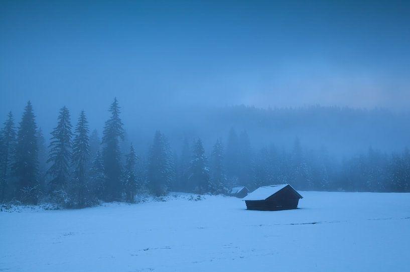 Winter mystery van Olha Rohulya