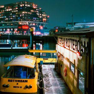 Watertaxi en Fenix, Rotterdam