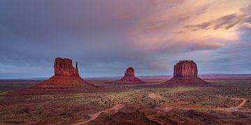 Monument Valley von Toon van den Einde