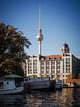 Berlin – TV Tower / Historischer Hafen sur Alexander Voss