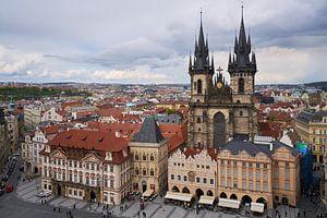 Gothic Prague van