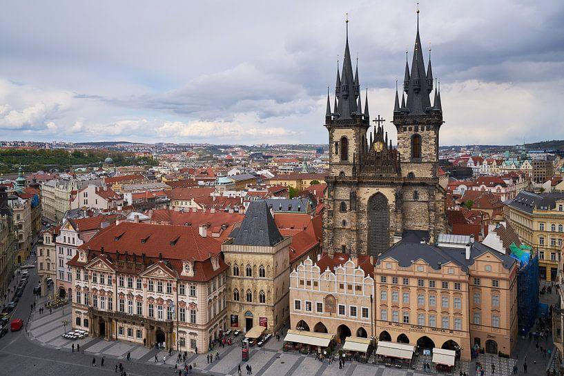 Gothic Prague van Scott McQuaide