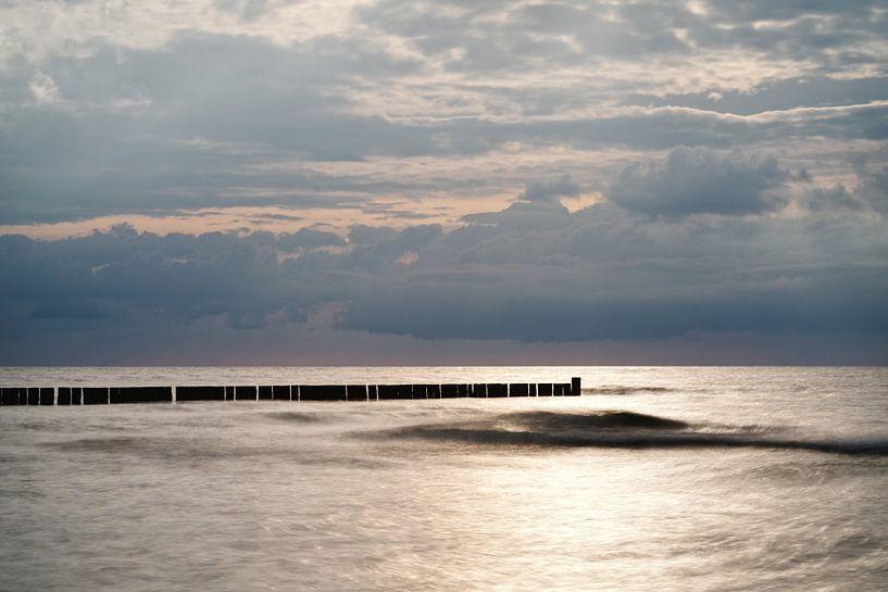 Abend an der Küste von Ralf Lehmann