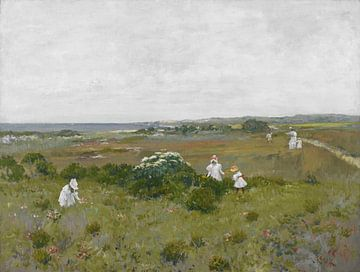 Zeebloemen, William Merritt Chase