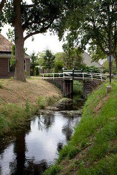 Pont enTwisk, Westfriesland sur Kees van Dun