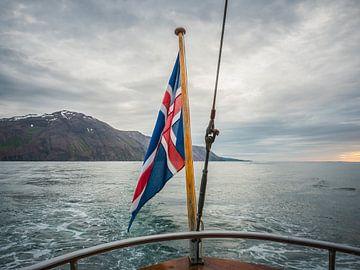 Iceland's pride van