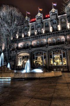 Hotel Américain van Wouter Sikkema