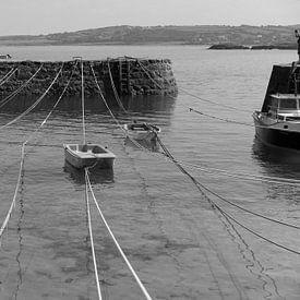 De kleinste haven van Frankrijk van Marloes van Pareren