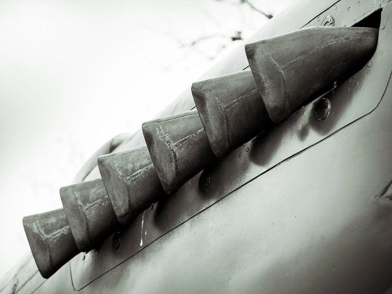Spitfire van Wilfred Roelofs