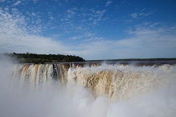 Iguazu, Mond van de Duivel    van Casper Zoethout