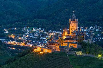 Reichsburg Cochem, Deutschland von Henk Meijer Photography