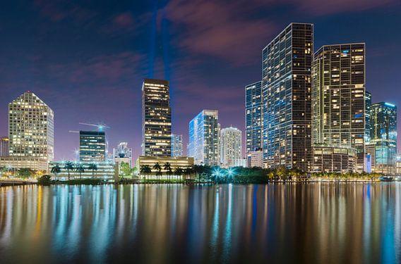 Brickell Skyline, Miami