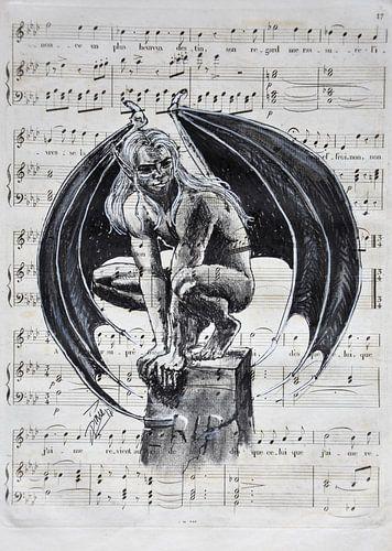 Gargoyle, opera & fantasy