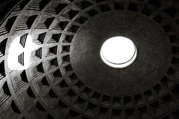 Koepel van het Pantheon von Tess Groote
