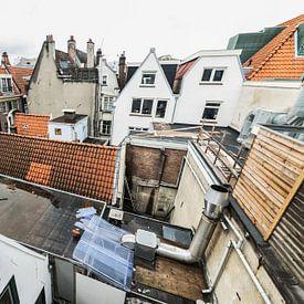 Verkrotting in Amsterdam. van Renzo Gerritsen