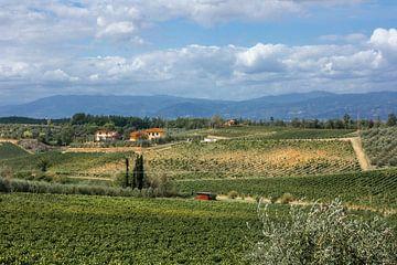 Toscane op zn best van Tess Groote