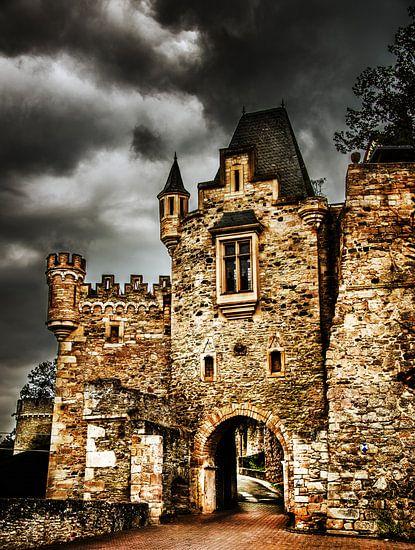 Schloss Dhaun van Harrie Muis