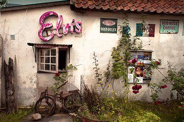 Calling ELVIS van Sonja Pixels