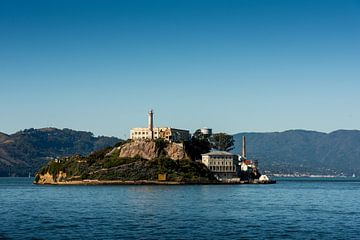 San Francisco - Alcatraz von Keesnan Dogger Fotografie