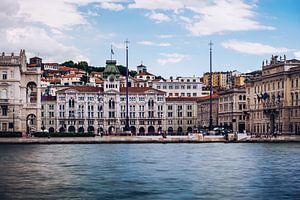 Trieste – Piazza dell'Unità d'Italia van