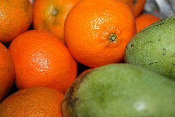 Fruits sur Kleber Pique