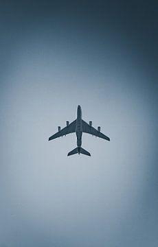 Flugzeug Abstract von vedar cvetanovic