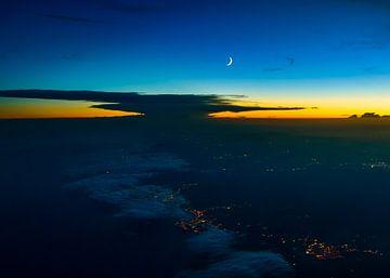 De maan komt, de zon gaat van Denis Feiner