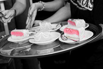 Weddingcake - Bruidstaart von Lars Scheve