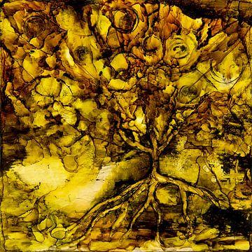 Baum 5 von Agnieszka Zietek