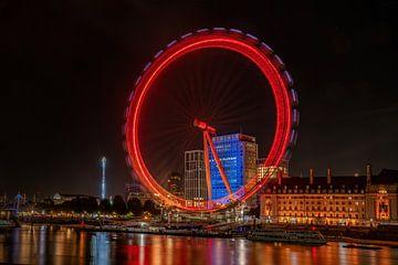 London Eye sur Joris Pannemans - Loris Photography