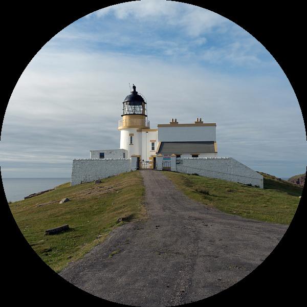 Stoer Head Lighthouse, Lochinver van Babetts Bildergalerie