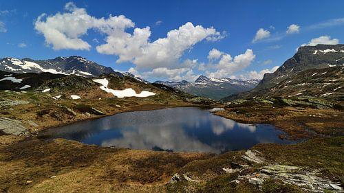 Bernardinopas 2 - Graubünden - Zwitserland van